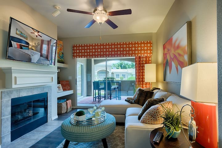 All-inclusive apartment home | 2BR in Gilbert