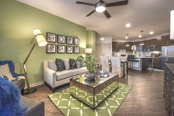 Your home away from home | 1 BR in Fort Worth