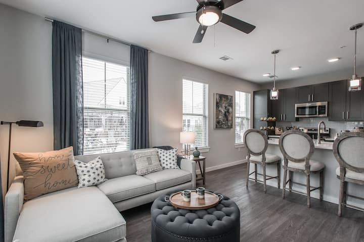 Cozy apartment for you | 3BR in Franklin