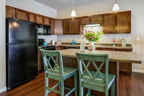 Upscale apartment home   2BR in Williston