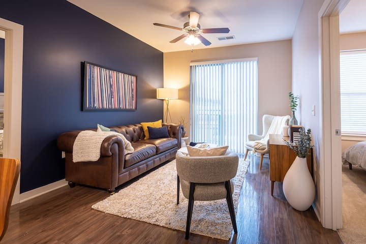 Stay in a place of your own | 2 BR in Durham