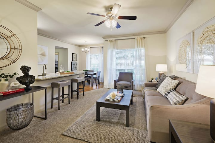 Cozy apartment for you | 1BR in Corpus Christi