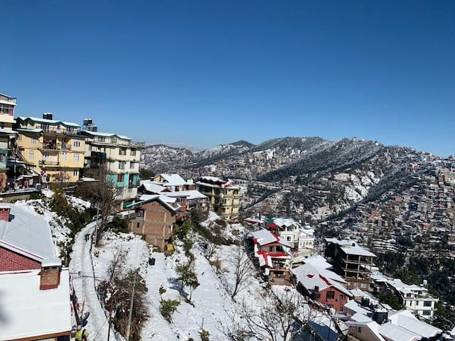 2 Bedroom | Homely Stay | Shimla View