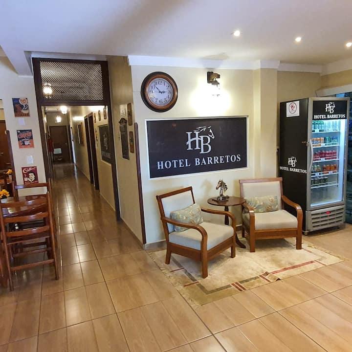 Hotel Barretos Single