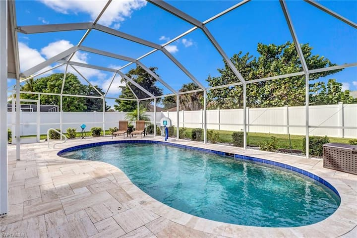 Heated Pool - Luxury Interior - All Amenities