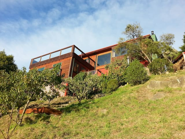 Beautiful Oceanview, great holiday location! - Diamond Harbour - House