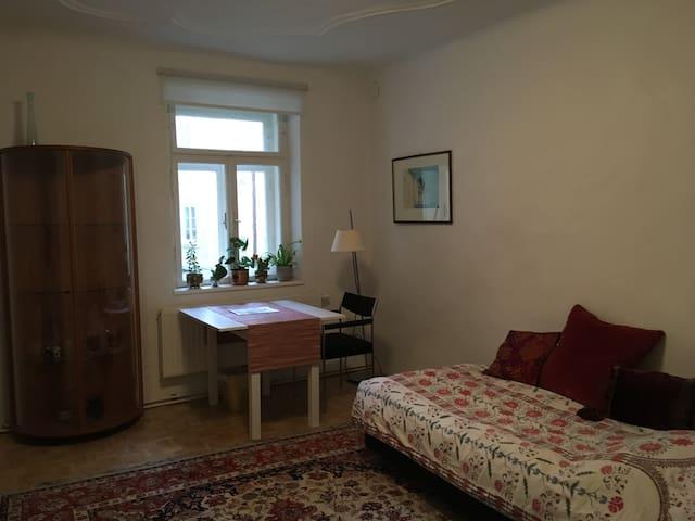 Zimmer in geschichtsträchtigem Haus II