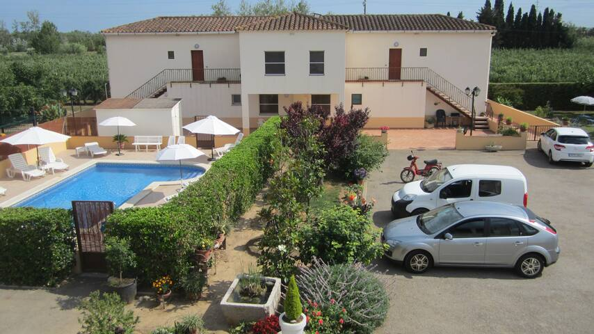 Apartament Mas Julià - Sant Pere Pescador - Wohnung