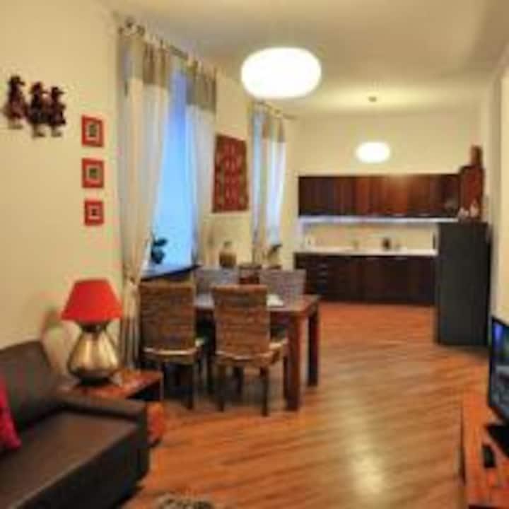 Numer 6-Apartament Andyjski-Stare Miasto Złota