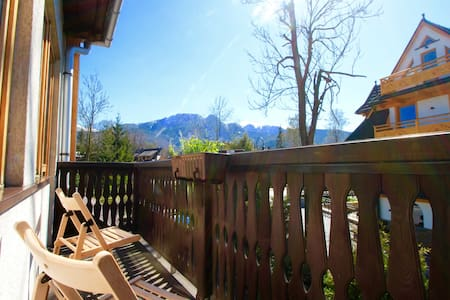 Mountain view apt. in town centre. - Zakopane - Apartamento