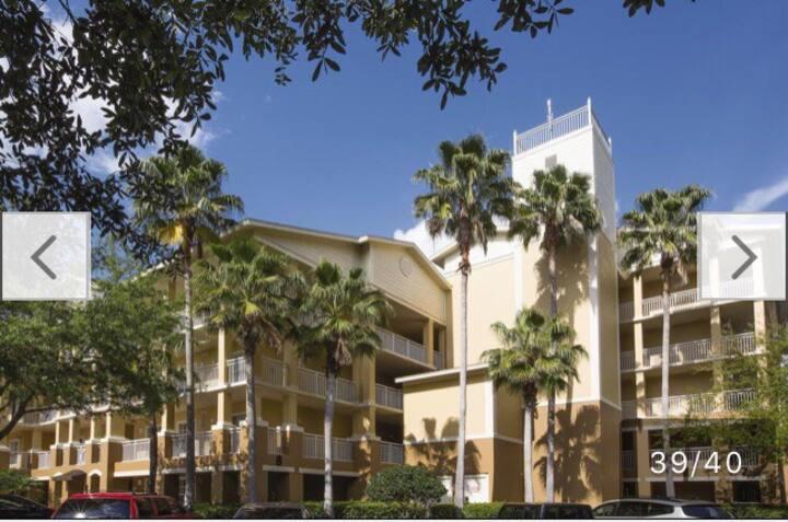 Wyndham Cypress Palm Resort deluxe 1 BDRM ****