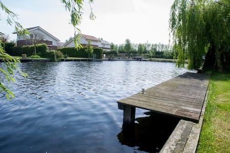 Vink Water View, super locatie, 12km van Amsterdam