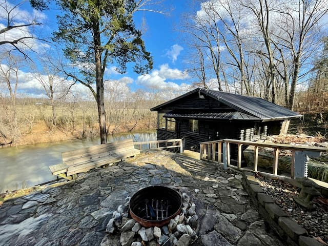 Riverside Cabin | Mammoth Cave | Bowling Green, KY