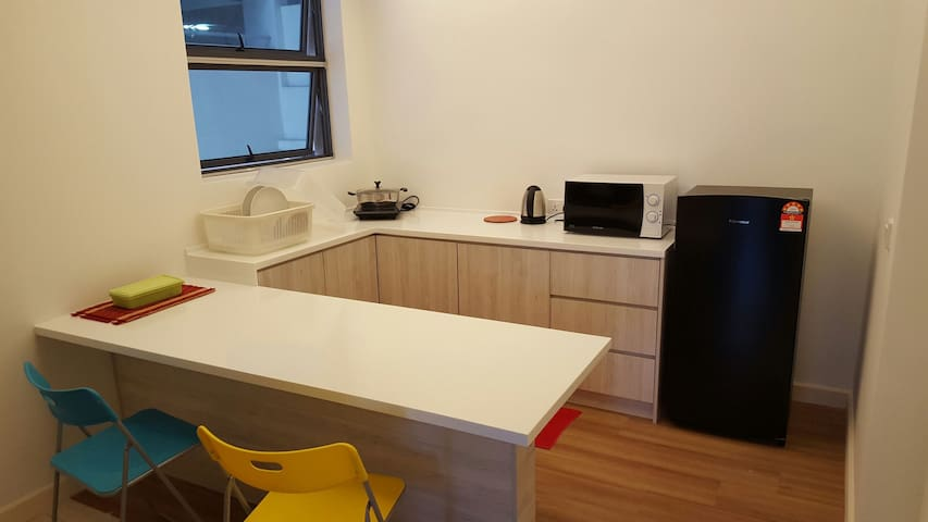 Modern Minimalist Home, In The <3 Of Bukit Bintang - Kuala Lumpur - Apartamento