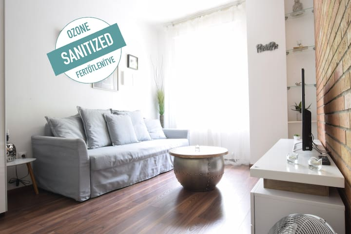 Standard Apartment byHi5-PerfectCharmingPlace(144)