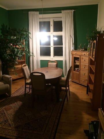 Mitte-Wedding cozy 2 Room Apartment (U6)