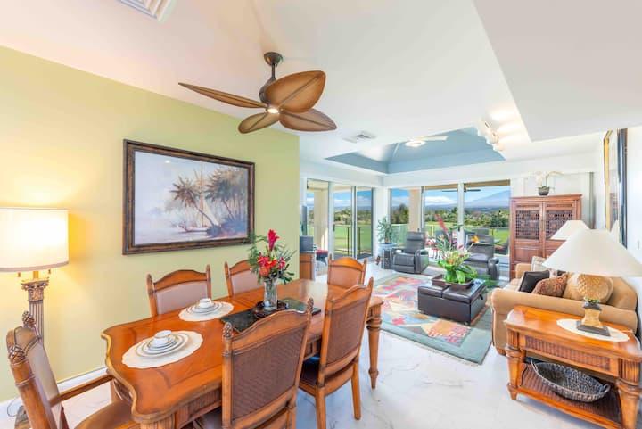 Tropical Elegance Vista Waikoloa Beach Resort