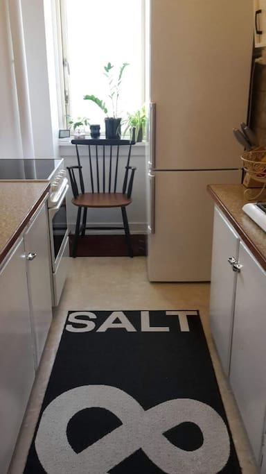 Use the kitchen as much you need