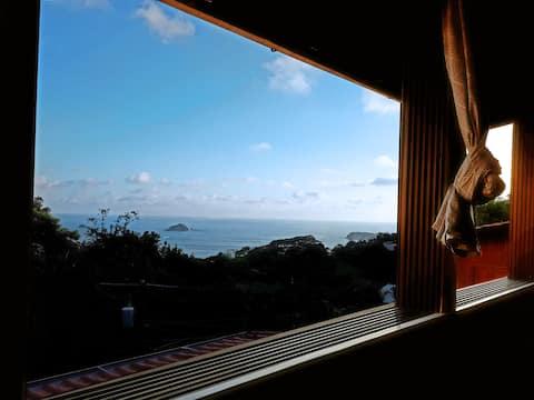 "Blister in the sun ""Amazing Manuel Antonio View"""