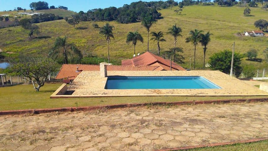 Chácara de alto Padrão em Pouso Alegre