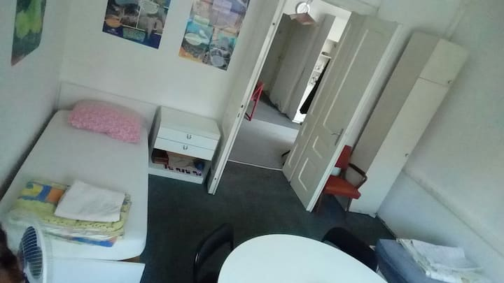 House private room in Debar Maalo (Skopje Center)
