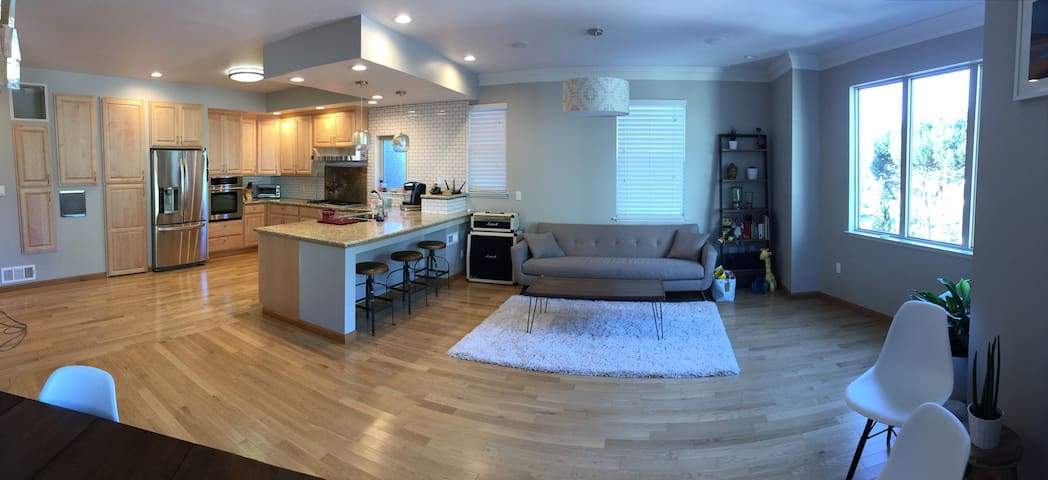 Castro/Upper Market spacious home - San Francisco - Hus