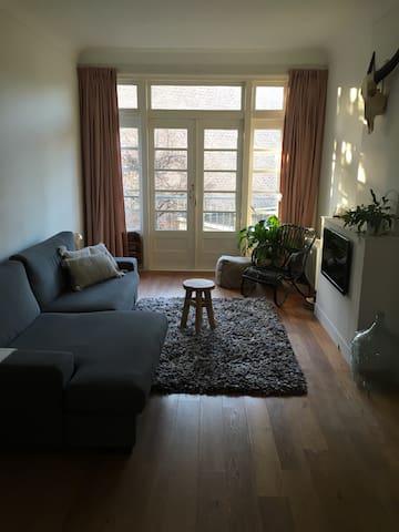 Ruim appartement op een top locatie - Den Haag - Flat