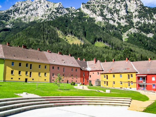 3-room apartment Reichenstein for 4 persons