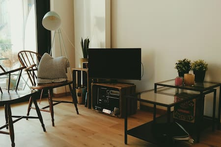 Great new appartment in the centre of Leuven - Lakás
