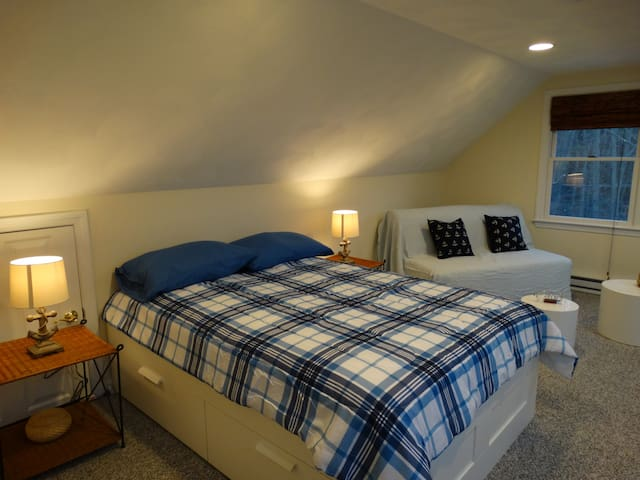Spacious room next to Nashoba Valley Ski Area