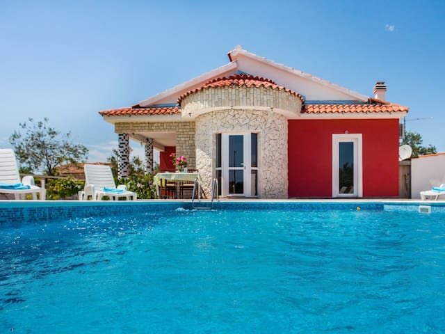 5-room house 127 m² Croatia for 10 persons
