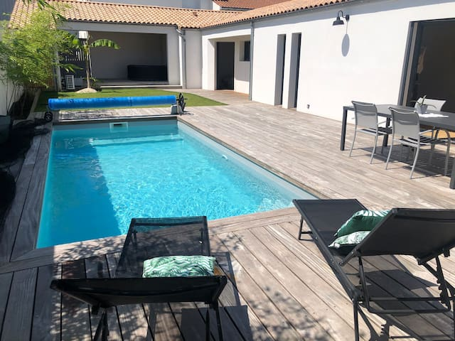 Maison Villa La Rochelle