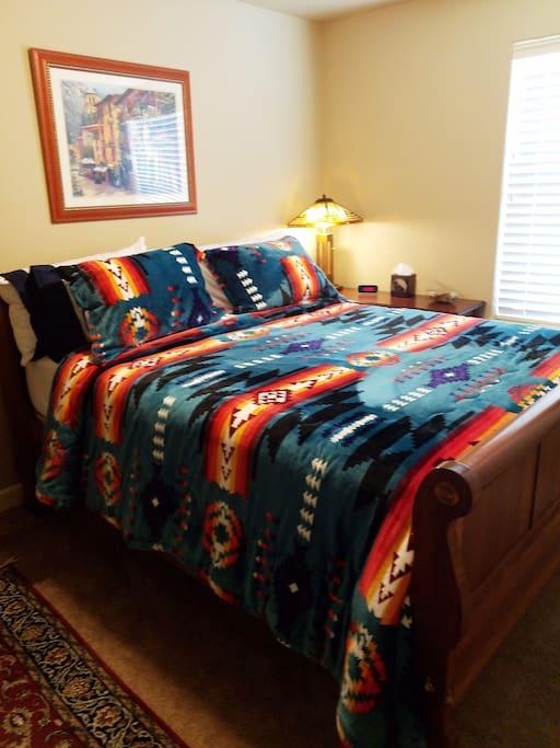 Floor 2 Guest Bedroom