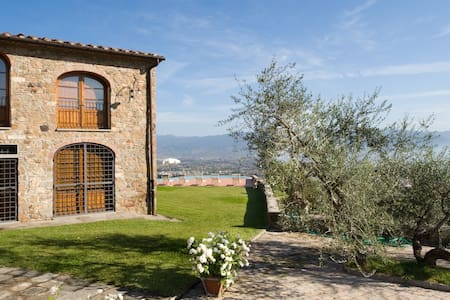 Lovely Apartment for 2 in FarmHouse - Serravalle Pistoiese