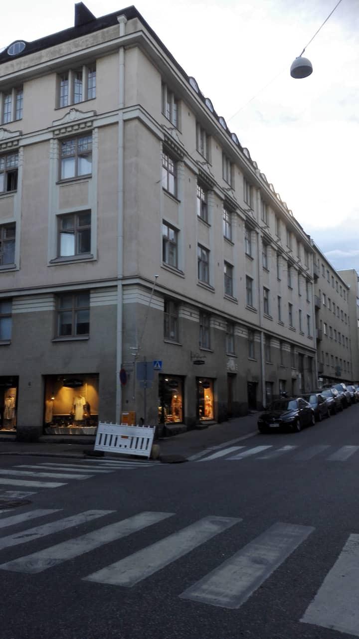 Helsinki, Art deco apartment