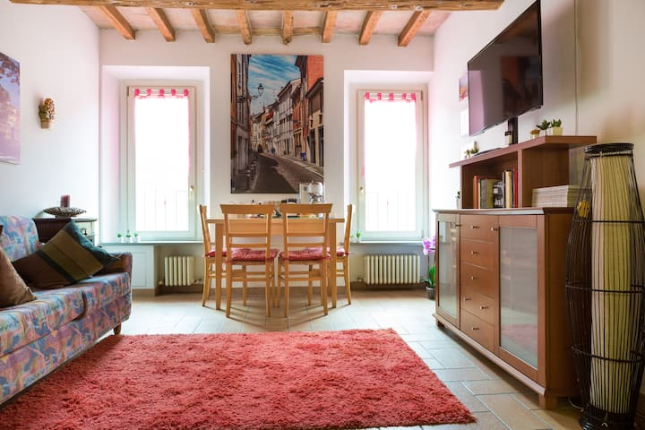 Piazza Ghiaia Lovely Apartment