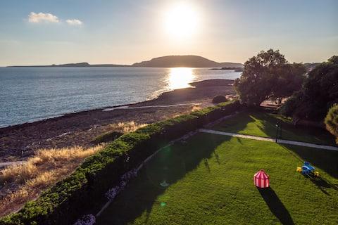 Seacret Villa- Panorama