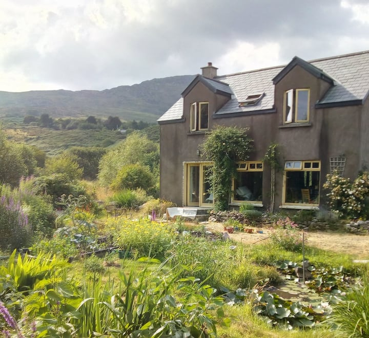Country House and Garden on Ring of Kerry