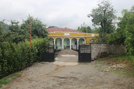 Гостевой дом Сулхана Джинчарадзе - House