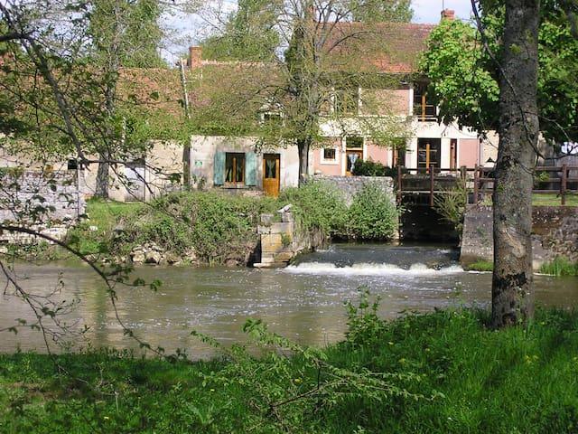 Le moulin de la Prée - Morlac - Hus