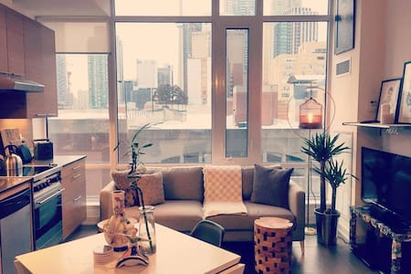 Great 1 Bedroom Downtown Toronto, View Gym Parking