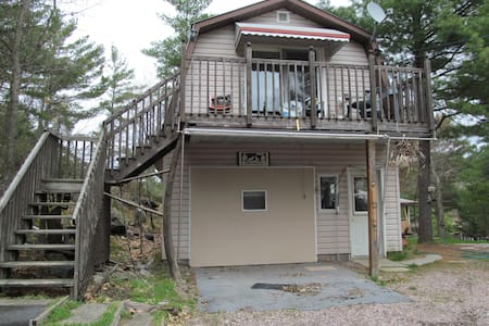 The loft on the west arm of lake Nipissing