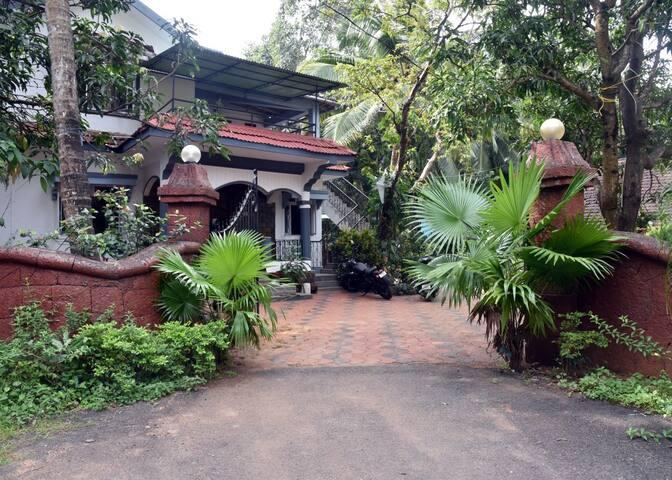 Caspravilla - Benaulim - House
