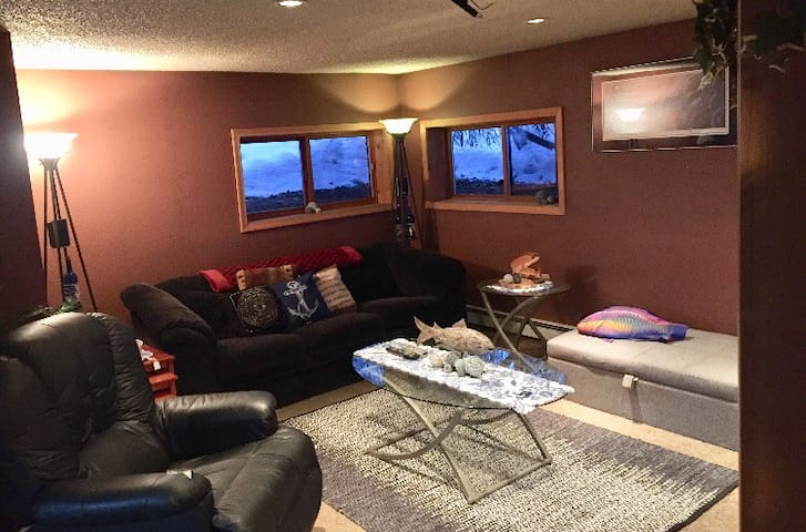 Arctic Salmon  B&B can be your home away from home
