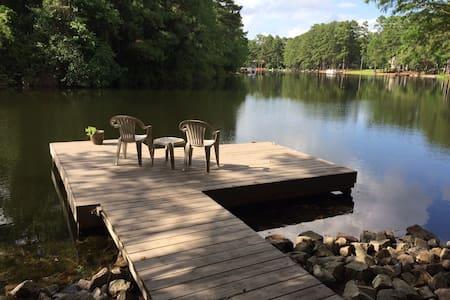 Pine Lake Retreat - Whispering Pines - Другое