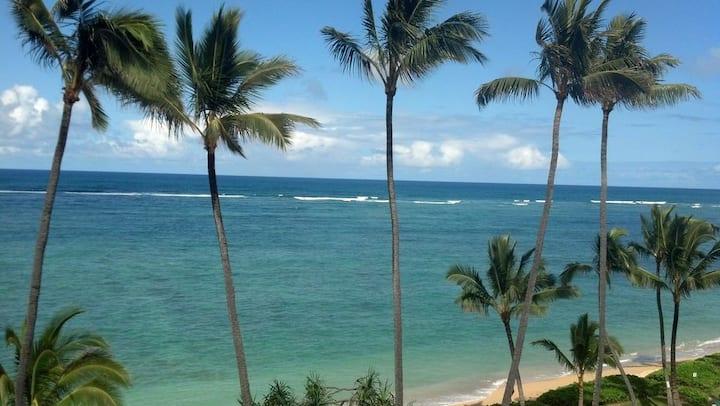 Pat's @ Punaluu~ It's Always Summer on the Beach!