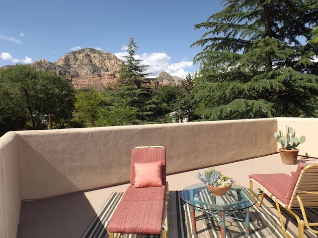 *SPECTACULAR VIEW! Spa Master & Guest Suite Combo* - Sedona - Apartment