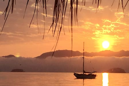 A Piece of Paradise in Baja on a sailboat!!