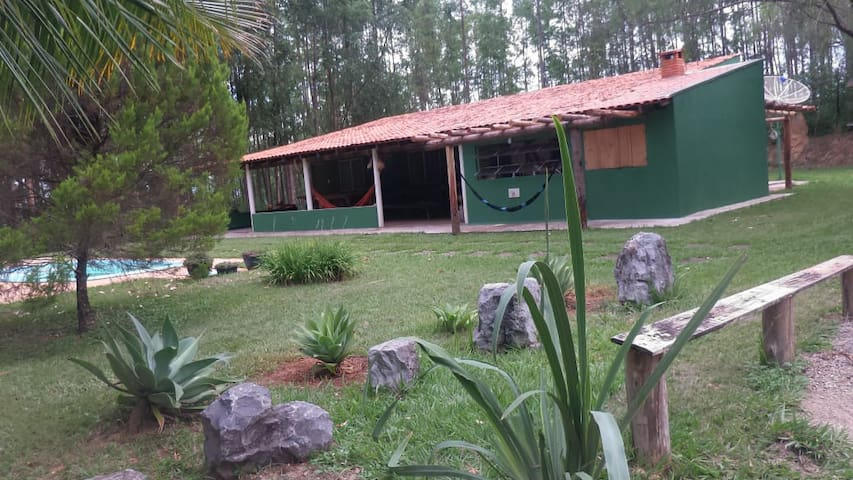 Sítio Sossego-Região dos Lagos/Capitólio/S.R.Minas