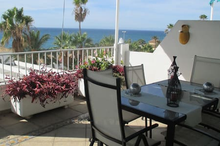 Frente a la playa, 300 dias de sol a l´año! - 米纳斯 - 公寓